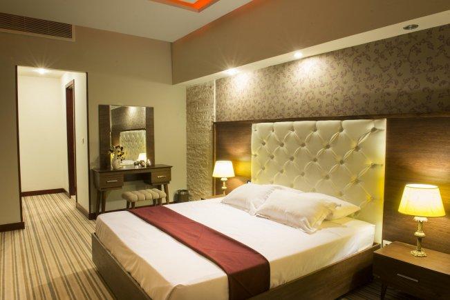 اتاق دبل هتل امید