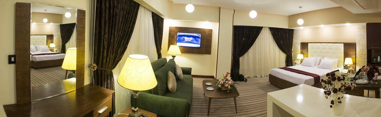 هتل امید مشهد