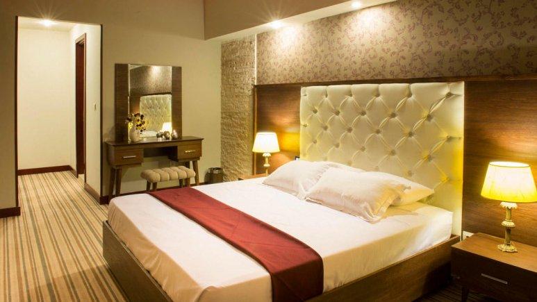 هتل آپارتمان امید مشهد فضای داخلی آپارتمان ها 2