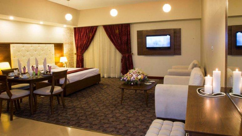 هتل آپارتمان امید مشهد فضای داخلی آپارتمان ها 3
