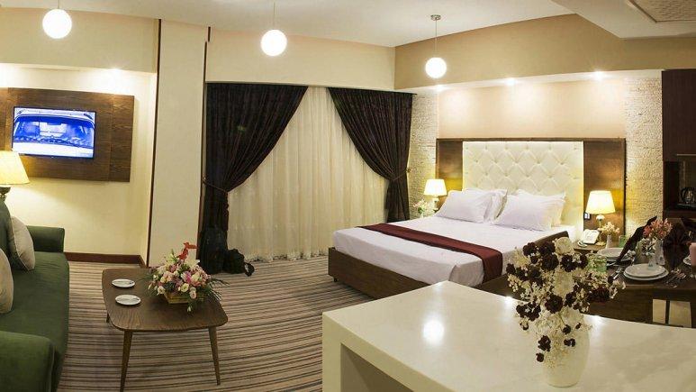 هتل آپارتمان امید مشهد فضای داخلی آپارتمان ها 5