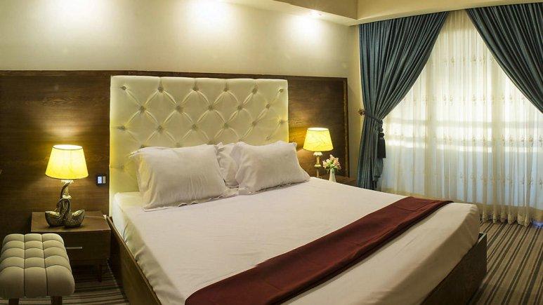 هتل آپارتمان امید مشهد فضای داخلی آپارتمان ها 6