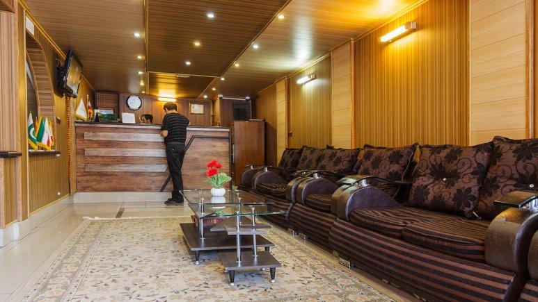 هتل اطلس یزد پذیرش