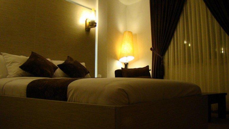 هتل نگین نور اتاق دو تخته دابل 2