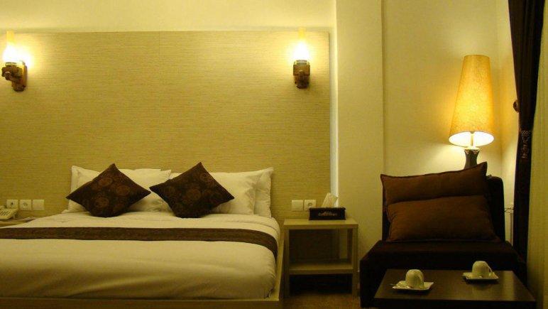 هتل نگین نور اتاق سه نفره