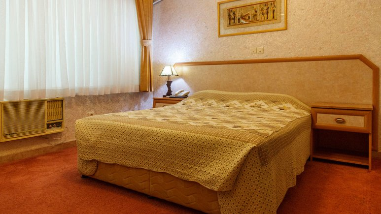 هتل آریان کیش اتاق دو تخته دابل