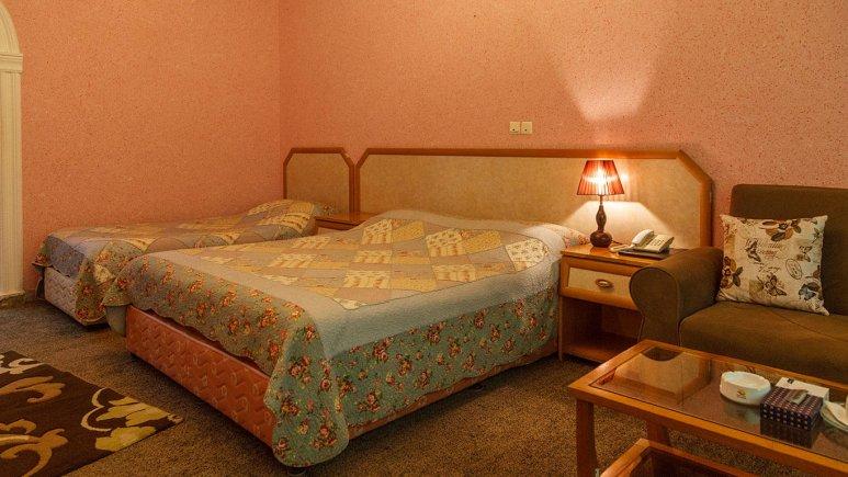 هتل آریان کیش اتاق سه تخته 1