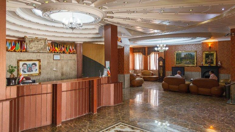 هتل خاتم یزد لابی