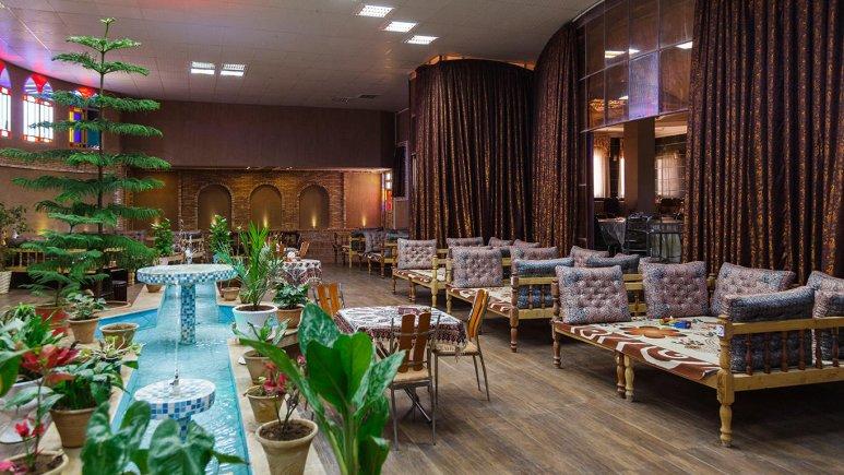 هتل خاتم یزد رستوران