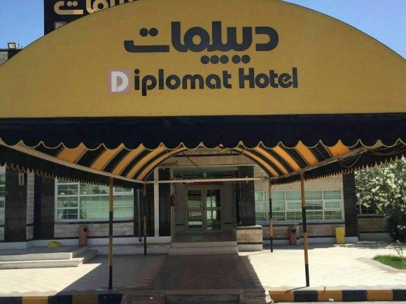 رزرو هتل ارزان در قشم | هتل دیپلمات قشم