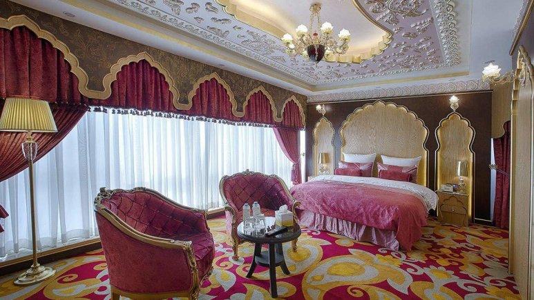 هتل الماس 2 سوئیت الماس آگرا (هند)