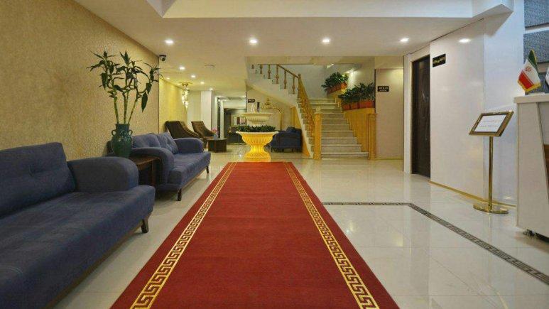 هتل ریم رام عسلویه لابی 1