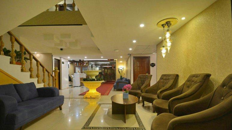 هتل ریم رام عسلویه لابی 2