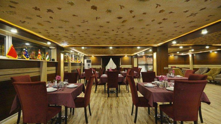 هتل ریم رام عسلویه رستوران