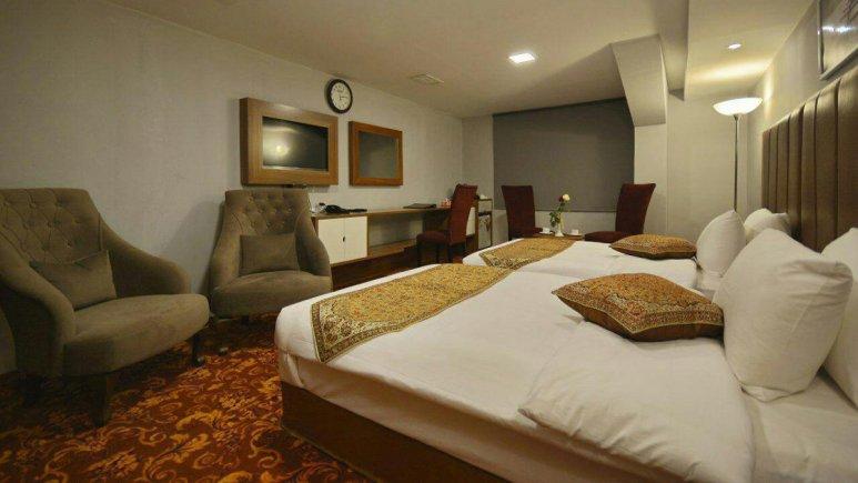 هتل ریم رام عسلویه اتاق دو تخته تویین