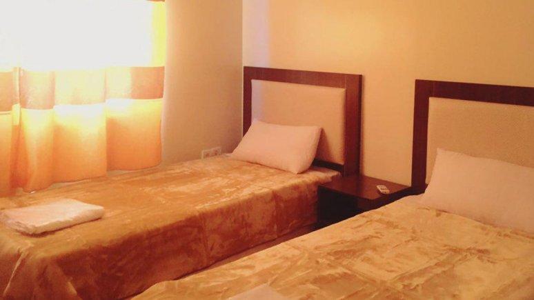 هتل آپارتمان آدینه قشم فضای داخلی اتاقها 7