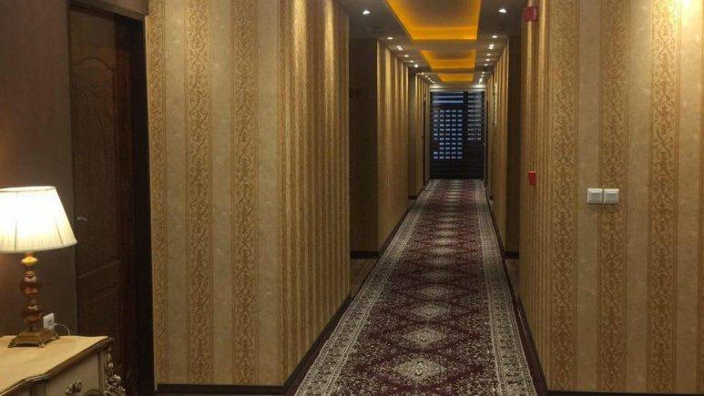 هتل آوان دزفول فضای داخلی هتل