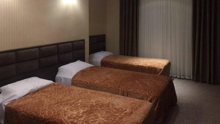 هتل آوان دزفول اتاق سه تخته
