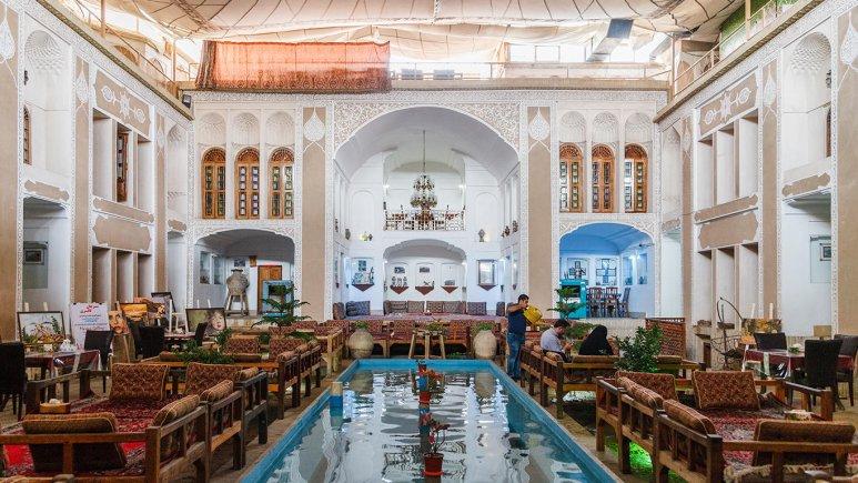 هتل سنتی والی یزد فضای داخلی هتل 2