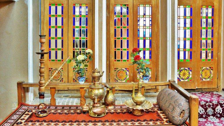هتل سنتی والی یزد فضای داخلی هتل 3
