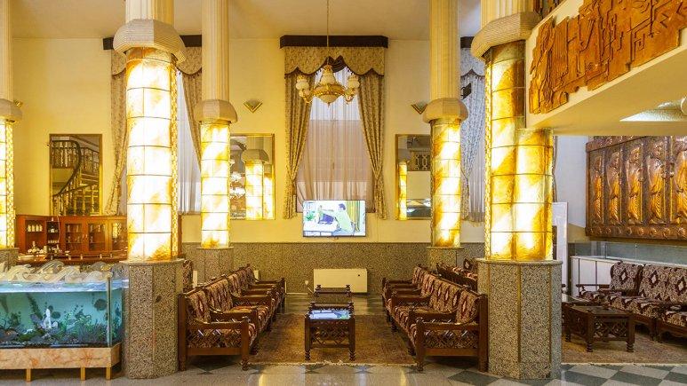 هتل شیراز مشهد لابی 2