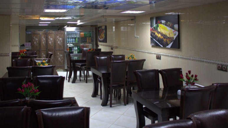 هتل آراد تهران رستوران 2