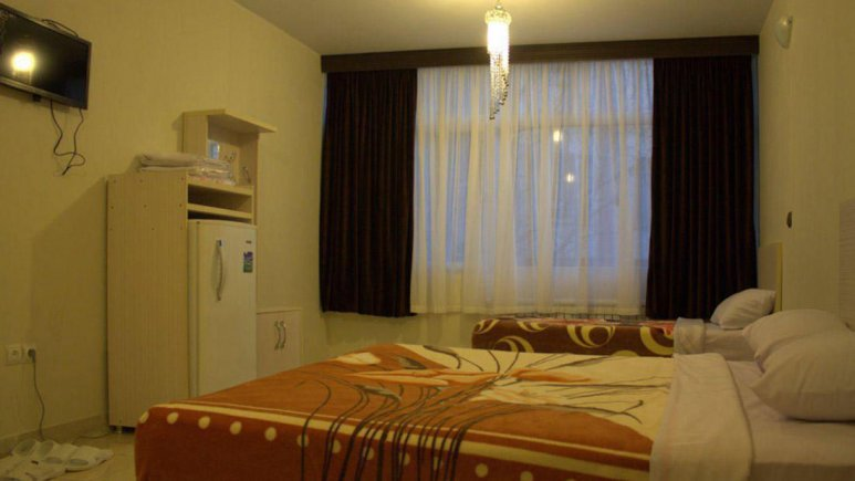 هتل آراد تهران اتاق سه تخته 3