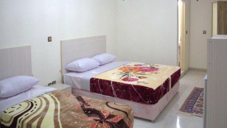 هتل آراد تهران اتاق سه تخته 5