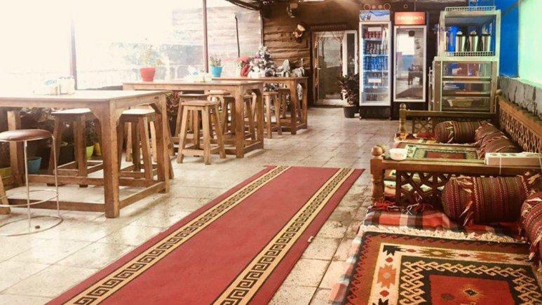 مهمانسرای شهسوار تهران رستوران 1