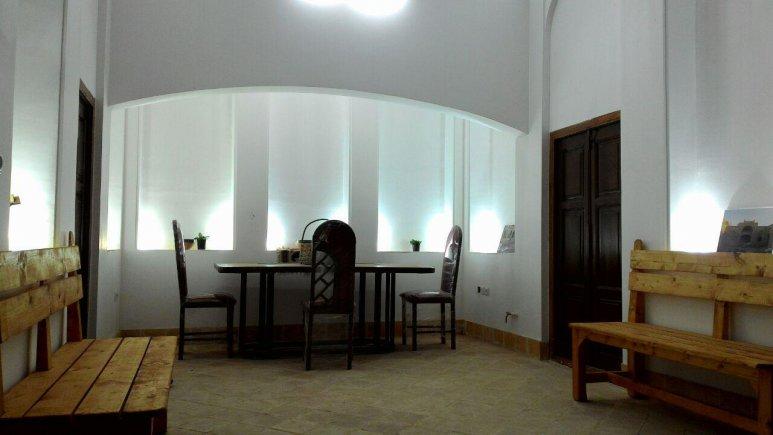 اقامتگاه سنتی ماه بی بی اردکان یزد فضای داخلی 6
