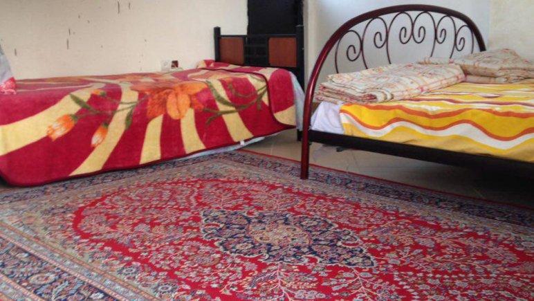 اقامتگاه سنتی باغ گلستان الموت شرقی فضای داخلی سوئیت ها 8