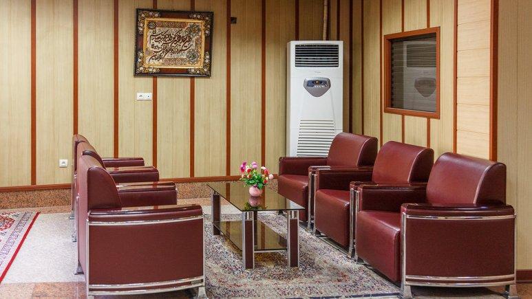 هتل شهریار تهران لابی