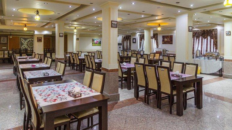 هتل شهریار تهران رستوران