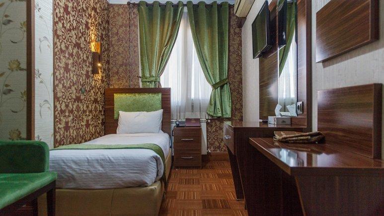 هتل شهریار تهران اتاق یک تخته 2