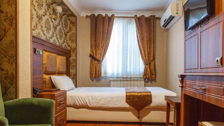 هتل شهریار تهران اتاق یک تخته 3