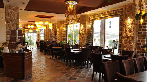 هتل صدف محمود آباد رستوران 1