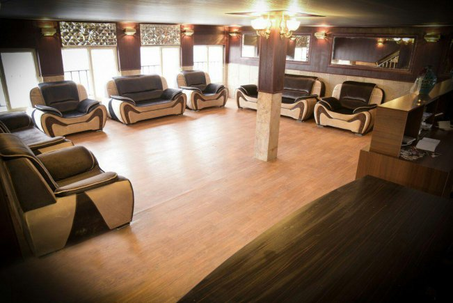 هتل آپارتمان نور مشهد لابی 1