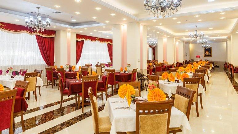 هتل پارسیس مشهد رستوران 1