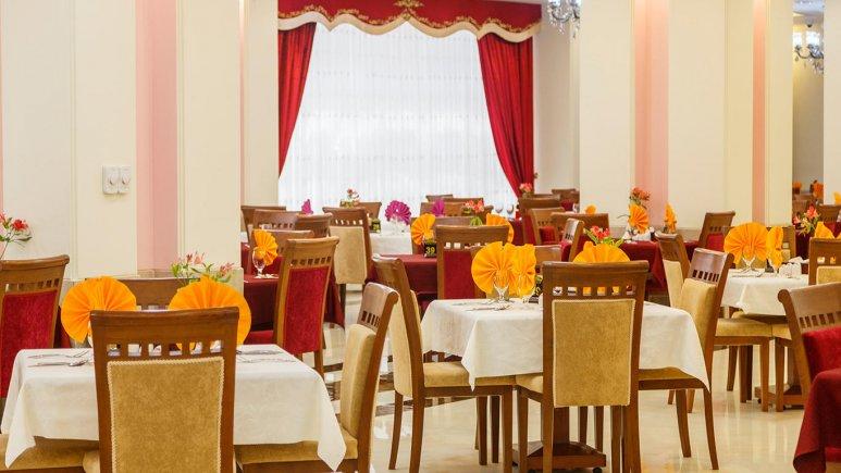 هتل پارسیس مشهد رستوران 2