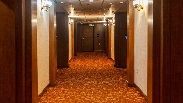 هتل پارسیس مشهد فضای داخلی هتل