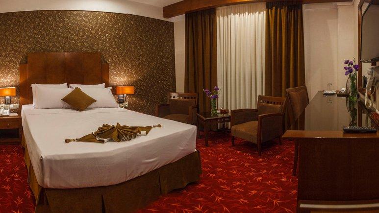 هتل پارسیس مشهد اتاق دو تخته دابل 3
