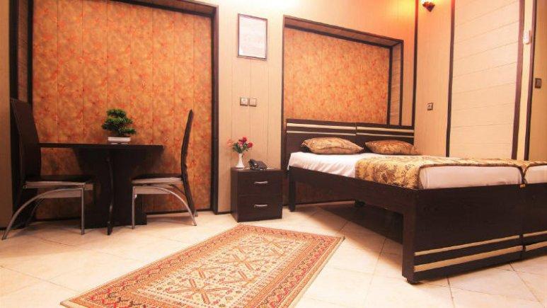 هتل ماهان قم سوئیت دو تخته