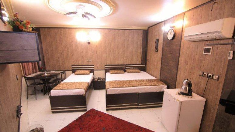 هتل ماهان قم سوئیت سه تخته 1