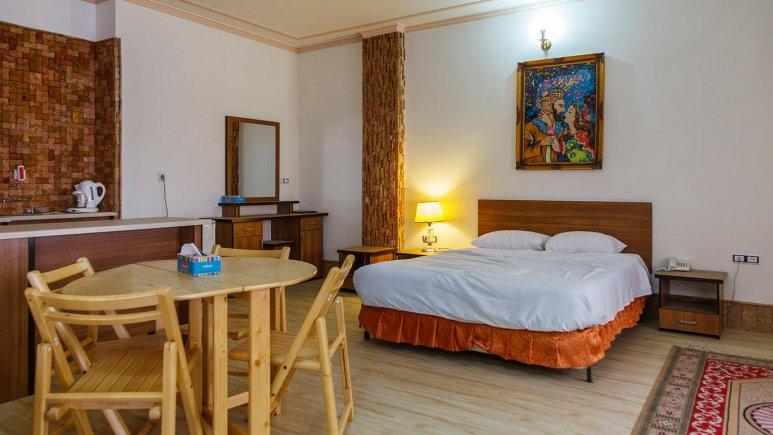 هتل تهرانی یزد فضای داخلی سوئیت ها 2
