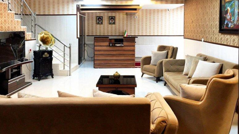 هتل الزهرا یزد لابی 2