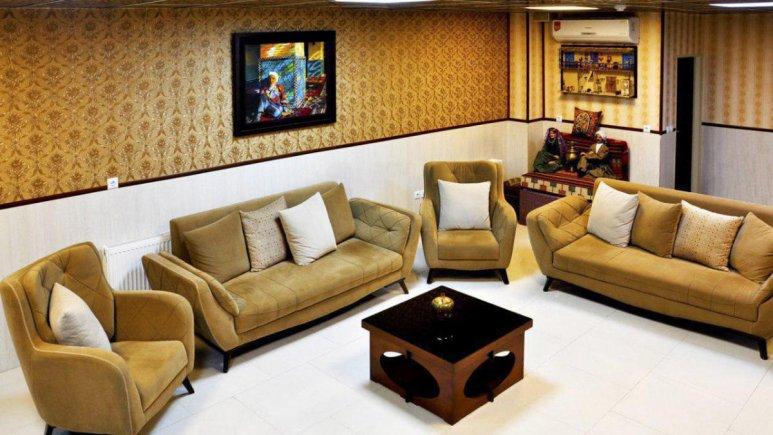 هتل الزهرا یزد لابی 1