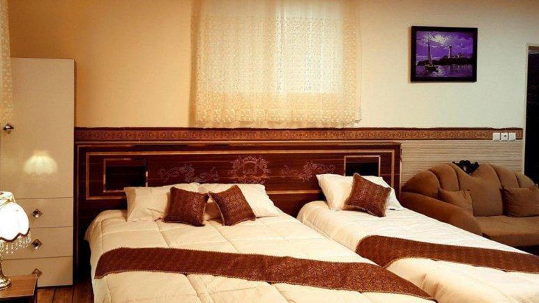 هتل الزهرا یزد اتاق سه تخته 3