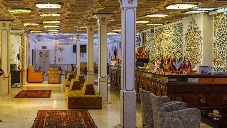 رزرو هتل پارسیان کوثر اصفهان |هتل می
