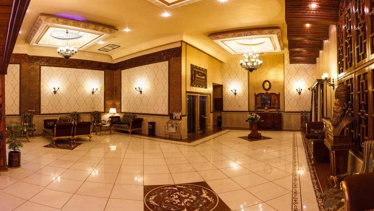 لابی هتل کریمخان شیراز