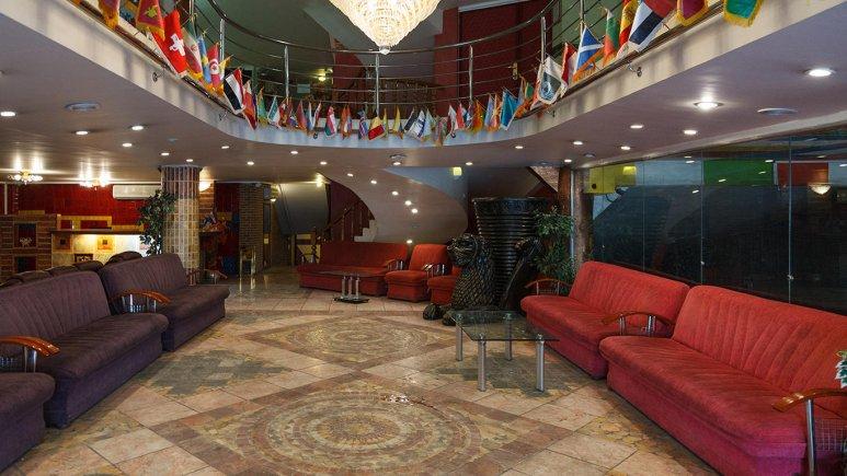 هتل جام جم شیراز لابی 1